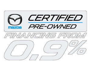 Certified Pre-Owned Financing Offer