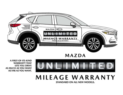 UNLIMITED WARRANTY Vehicle Graphics