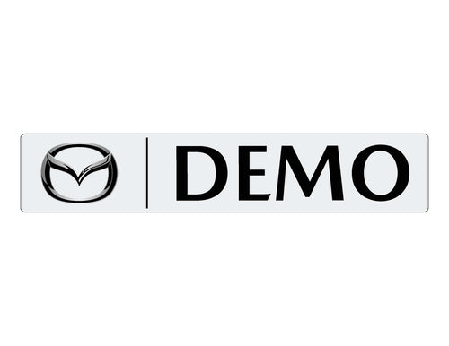 DEMO Window Sticker (Package of 10)