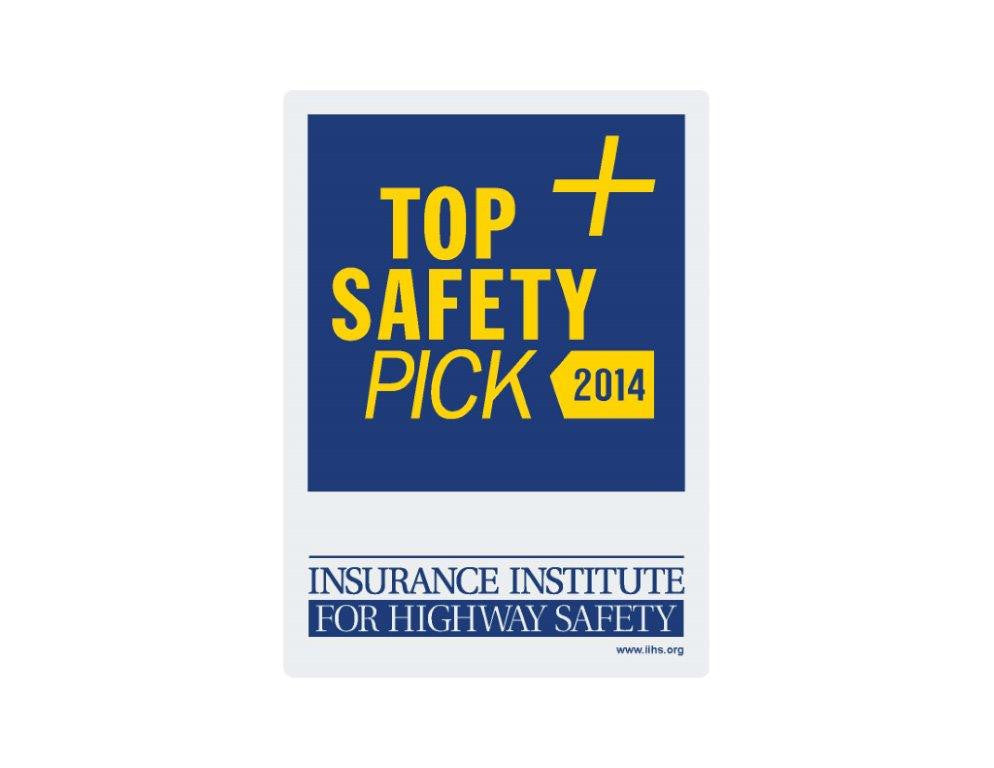 Windshield Stickers - IIHS Top Safety Pick