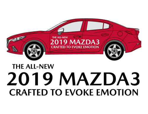 2019 MAZDA3 LAUNCH GRAPHICS 4