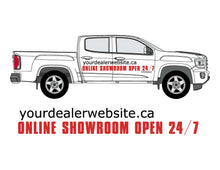 Load image into Gallery viewer, 24/7 SHOWROOM | VEHICLE-SIDE GRAPHICS