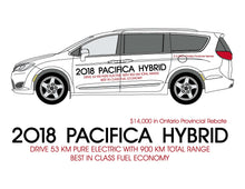 Load image into Gallery viewer, PACIFICA HYBRID GRAPHICS