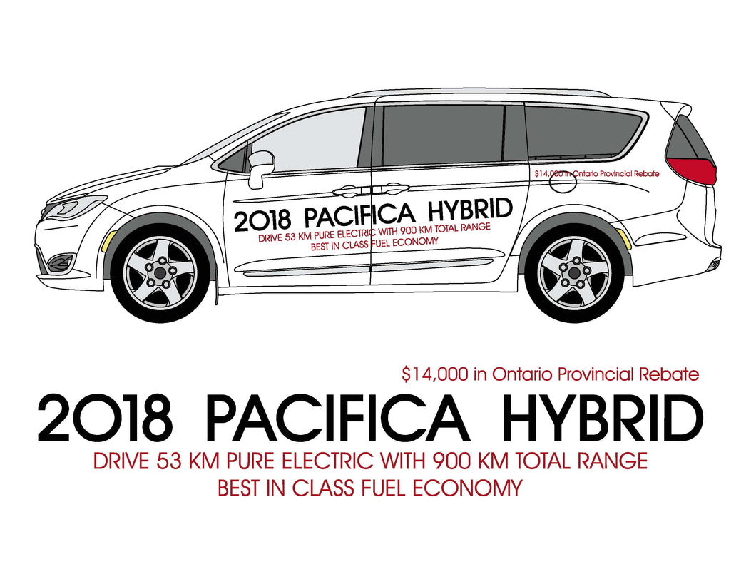 PACIFICA HYBRID GRAPHICS