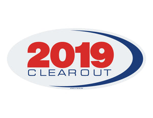 Clearout Sticker - 10 Pack