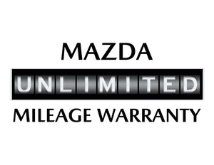 2019 MAZDA3 LAUNCH GRAPHICS 1 - WITH UNLIMITED WARRANTY LOGO