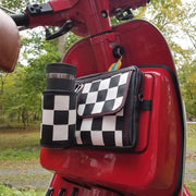 Checker Glove Box Scooter Bag Vespa Accessories