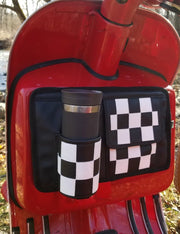 Scooter Gifts Glove Box Checkers Vespa Accessories