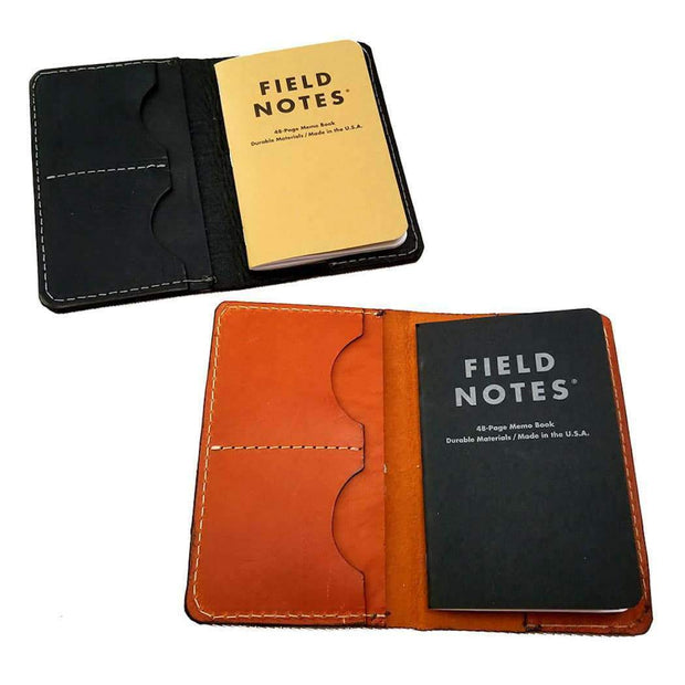 Leather Field Notes Scooter Gifts Journal