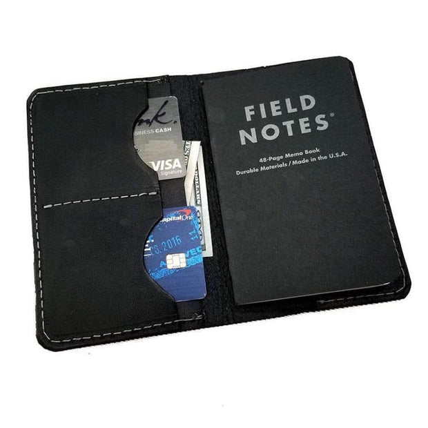 Scooter Gifts Handmade Leather Field Notes Cover