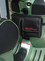 Scooter Gifts Glove Box Dash Bag Black Vespa Accessories