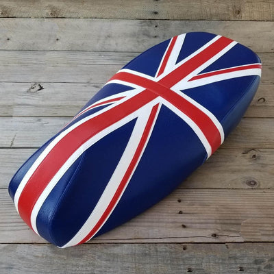 Vespa GT 125 / 200 Union Jack Seat Cover