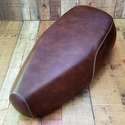 Genuine Buddy Kick Seat Cover Whiskey Brown