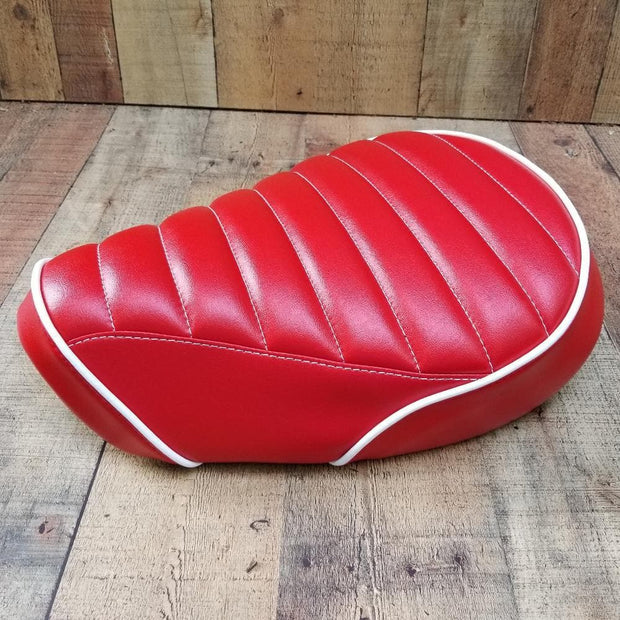 Red Seat Cover for Honda Cub C125