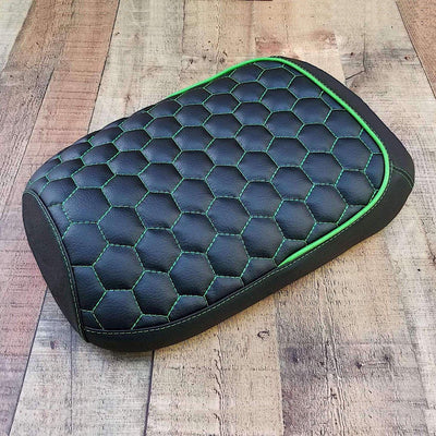Honda Ruckus Honeycomb Hexagon Seat Cover by Cheeky Seats