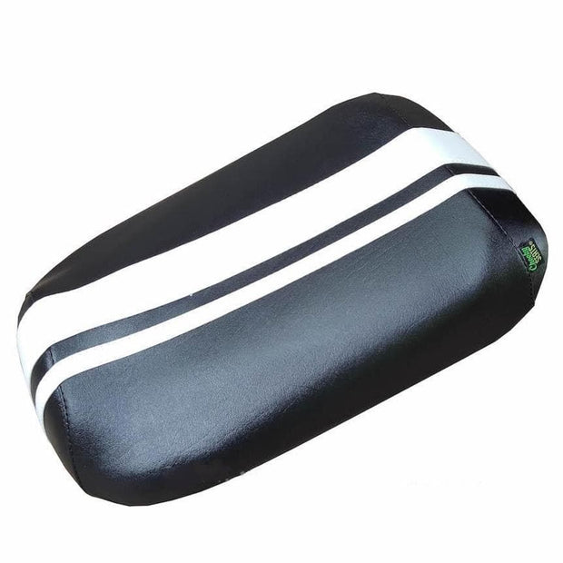 Honda Ruckus Seat Cover Dual Racing Stripes