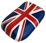 Honda Zoomer Ruckus Union Jack British Flag Seat Cover