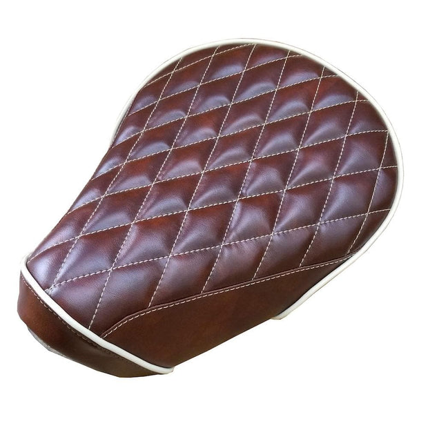 Honda Super Cub Whiskey Brown Diamond Seat Cover