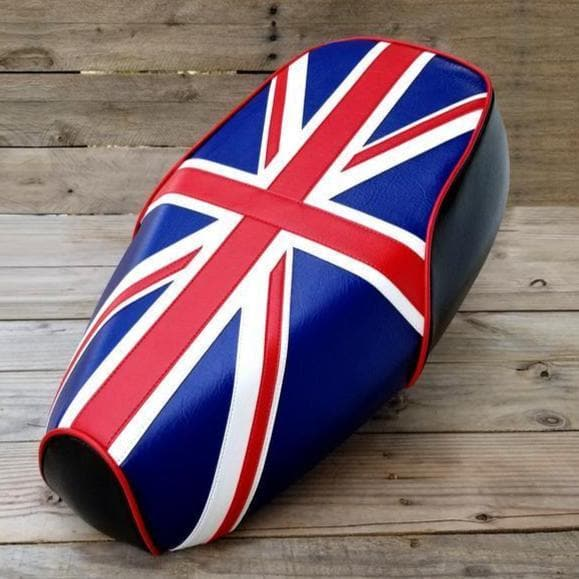 Genuine Buddy Kick Seat Cover Union Jack