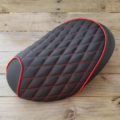 Honda Metropolitan Diamond Seat Cover by Cheeky Seats