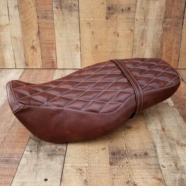 Honda Grom MSX125 Seat Cover Diamond Brown
