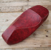 Vespa GTS Seat Cover Distressed Faux Leather