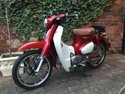 Honda Super Cub C125 Seat Cover by Cheeky Seats