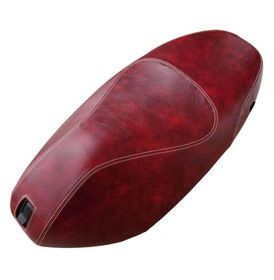 Piaggio Fly 50-150 Oxblood Seat Cover Handmade