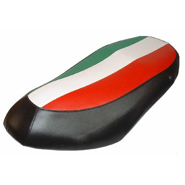 Piaggio Fly Seat Cover 50-150 Italian Flag