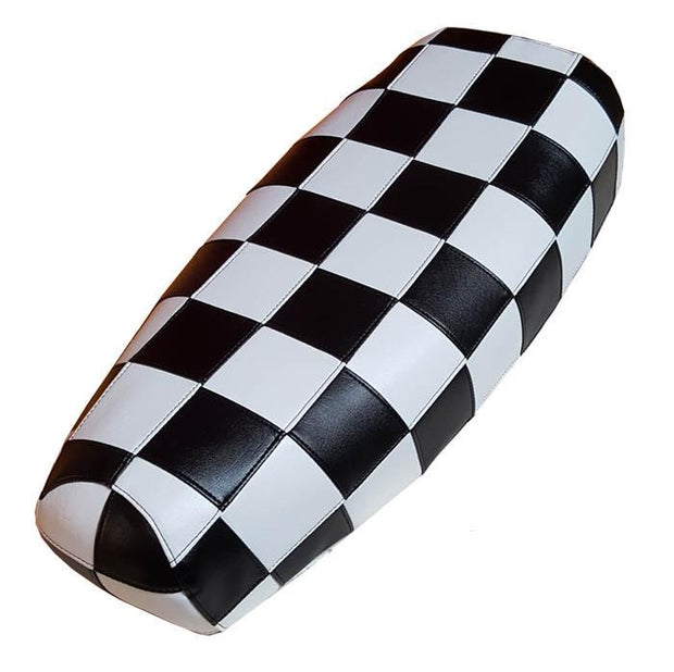 Genuine Stella Checkers Scooter Seat Cover