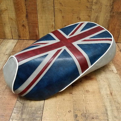 Sym Mio British Flag Union Jack Seat Cover Cheeky Seats