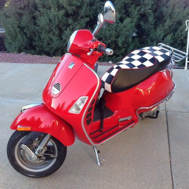Scooter Seat Cover Vespa GTS 125// 250// 300