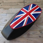 Vespa GTS Union Jack British Flag Seat Cover by Cheeky Seats
