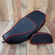 Vespa LX 50 125 150 Seat Cover by Cheeky Seats