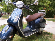 Vespa GTS 250 300 Seat Cover Whiskey Brown