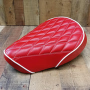 SuperCub 125 diamond Seat cover - Cheeky Seats