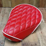 Red Diamond Seat Cover Honda Super Cob C125