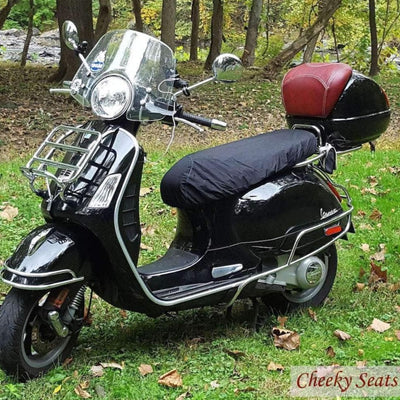 Vespa GTS Seat Rain Cover by Cheeky Seats
