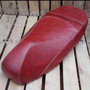 Vespa GT200 Seat Cover with French Seams