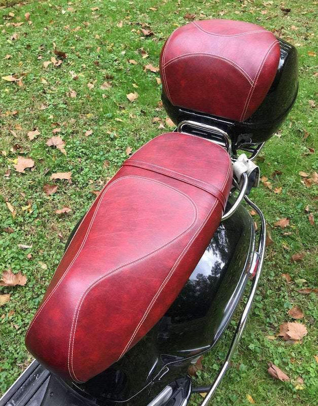 Vespa GT200 Seat Cover SET by Cheeky Seats