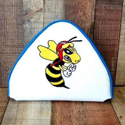 Vespa GTS Angry Wasp Backrest Cover Scooter Gifts