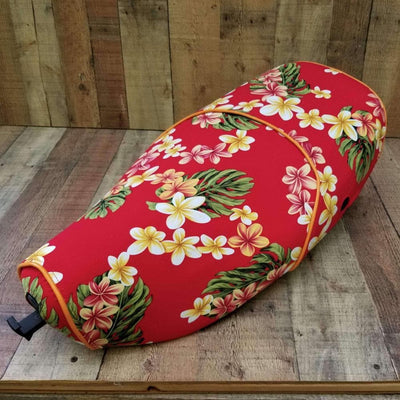 Vespa  LX 50 / 150 Hawaiian Flowers Floral Scooter Seat Cover