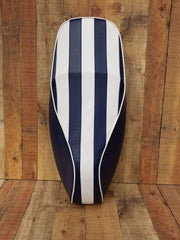 Vespa GTS 125 -300 Yacht Club Striped Seat Cover