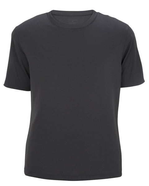 Men's Crew Neck Short Sleeve Tee, men's server shirt, t-shirt, black t-shirt