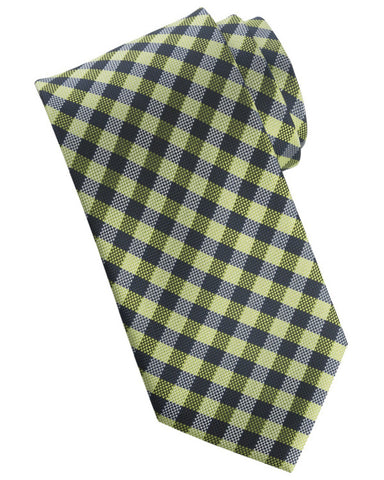 daily plaid tie, school tie, hotel server tie, campus daily tie