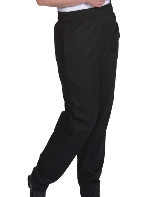 chef pants, kitchen chef pant, baggy chef pant, black chef pant