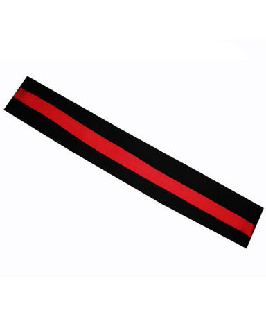 Stylish Headband - Black and Red