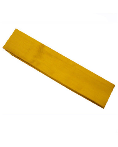 High-Quality restaurant and event Headband - Yellow Color