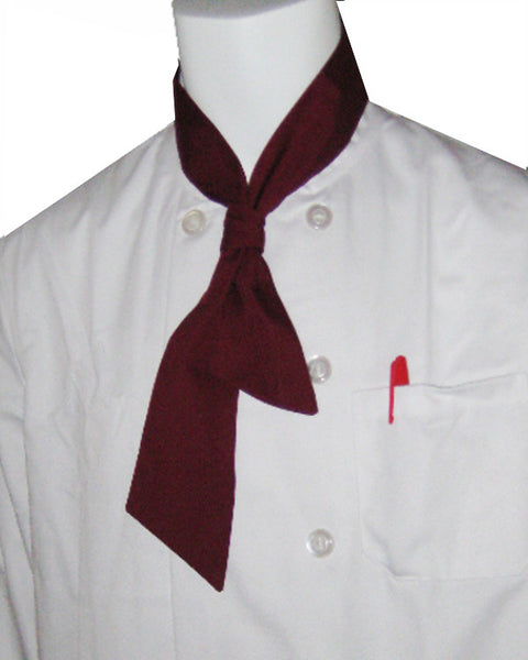 chef necktie, chef neck tie