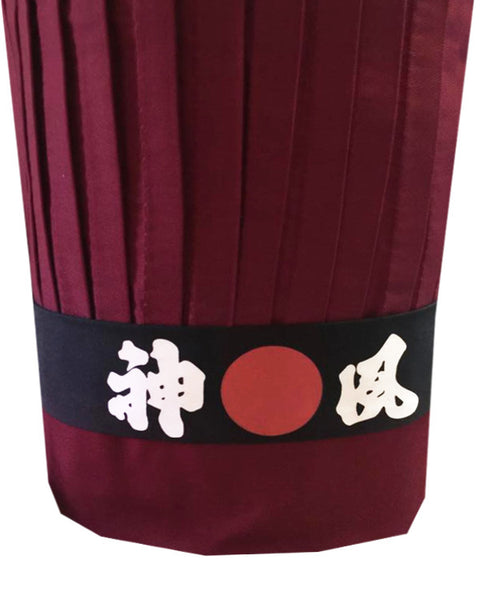 Japanese chef hat set, hibachi grill chef hat set, hibachi grill chef uniform